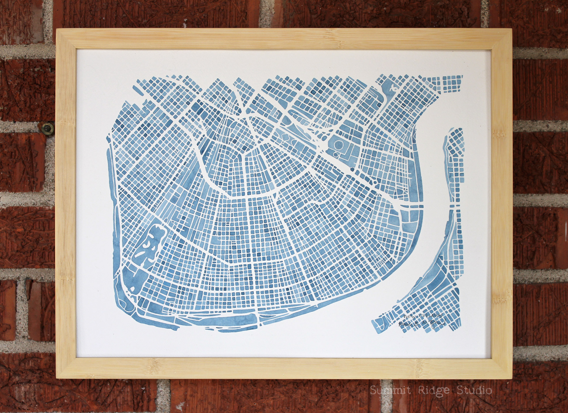New Orleans Blueprint