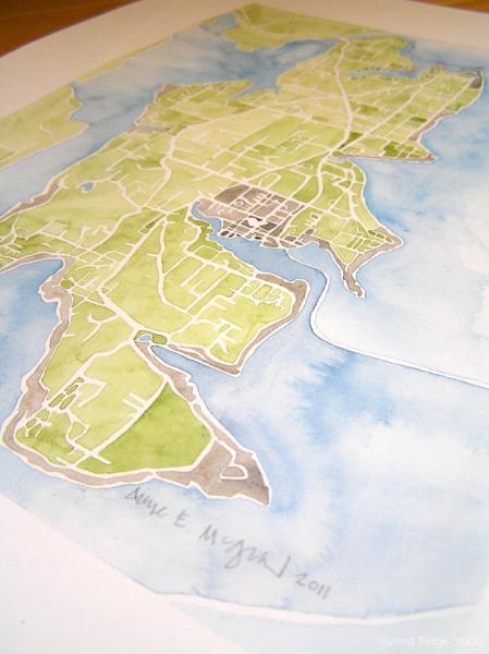 Bainbridge Island WA