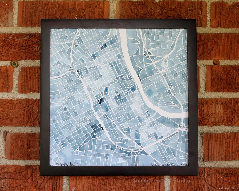 Nashville Blueprint