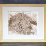 Breckenridge Colorado framed