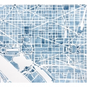 Washington  DC blueprint