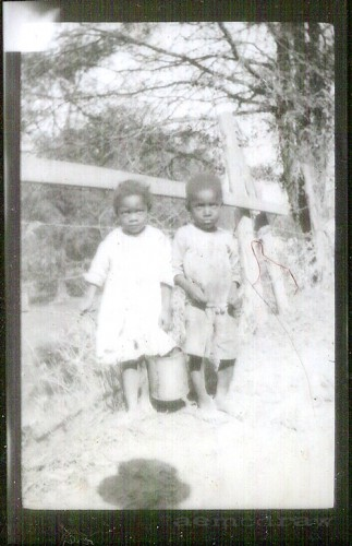 Mississippi Children from 1920s