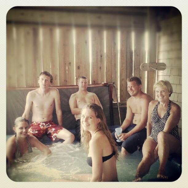 OBX pool