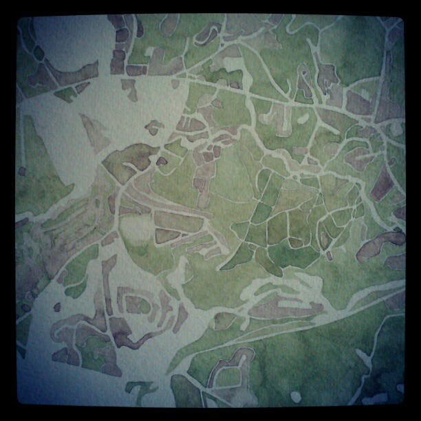 Stow #map #summitridge
