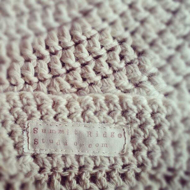 Labels #crochet  #summitridge