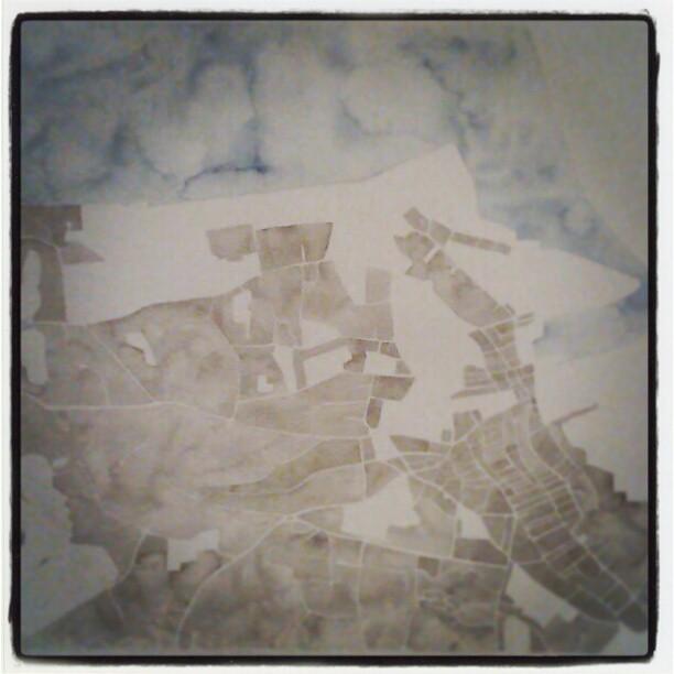 Water #summitridge #art #watercolor