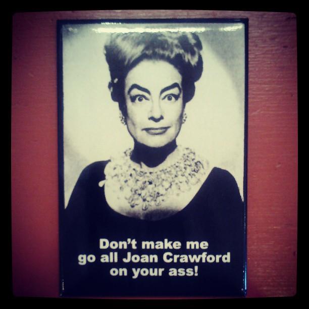Joan #crawford