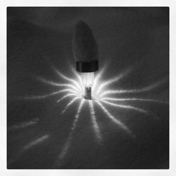 Beacon #light #snow #path #denver