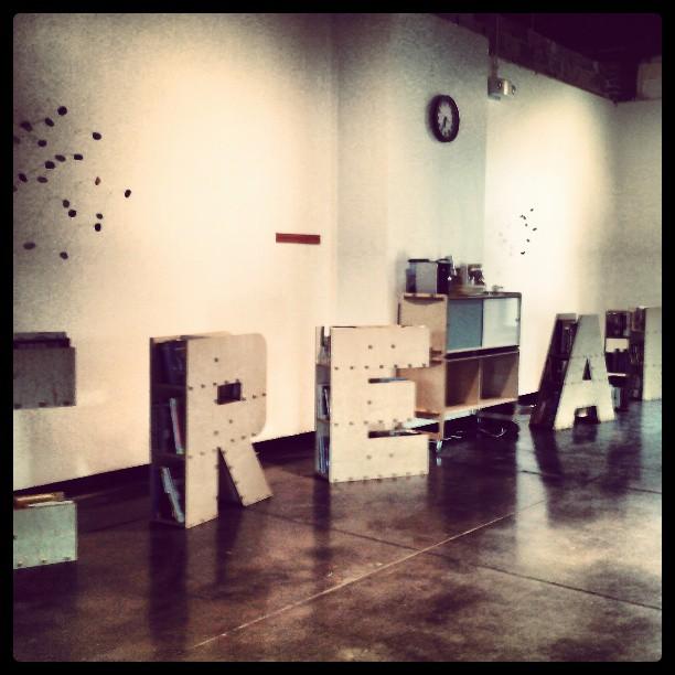 Create #denver #hellodenver #plywood #letters