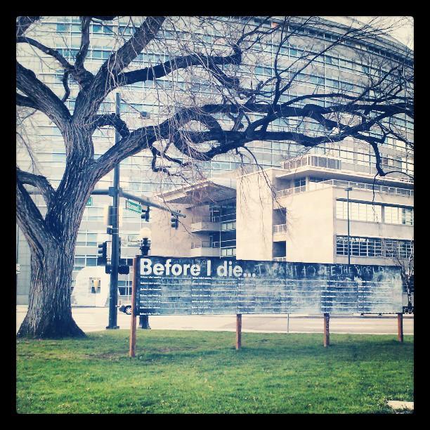 Before i die #hellodenver #createdenver #denver #art