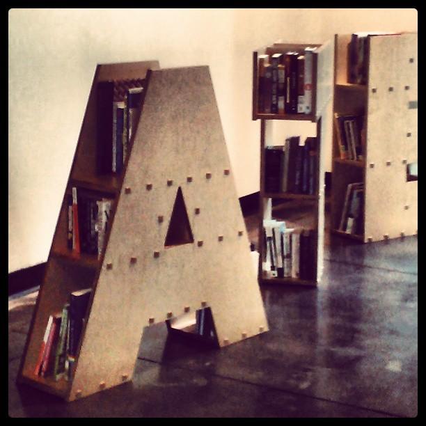 Letter A #plywood #hellodenver #createdenver #art #denver