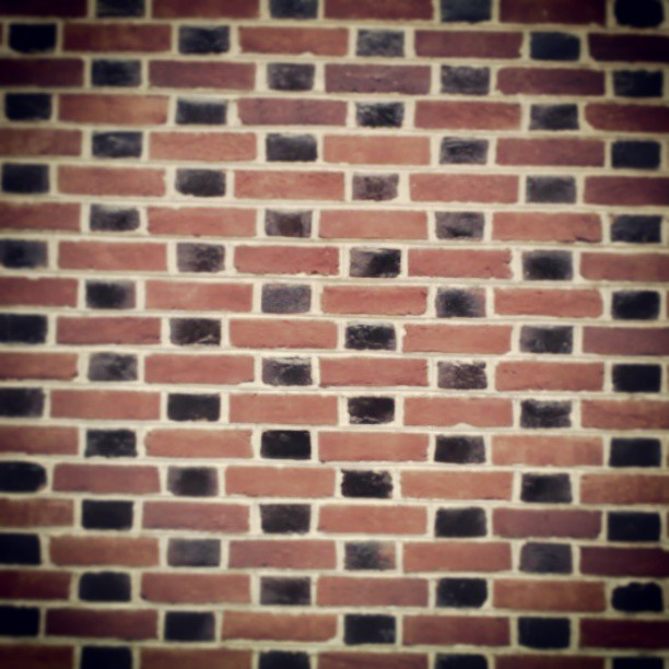 Brick pattern #architecture #brick #pattern #design #philly