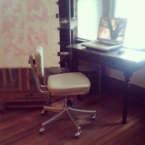 A chair named Martha #marthastewart Finally found the perfect chair #staples
