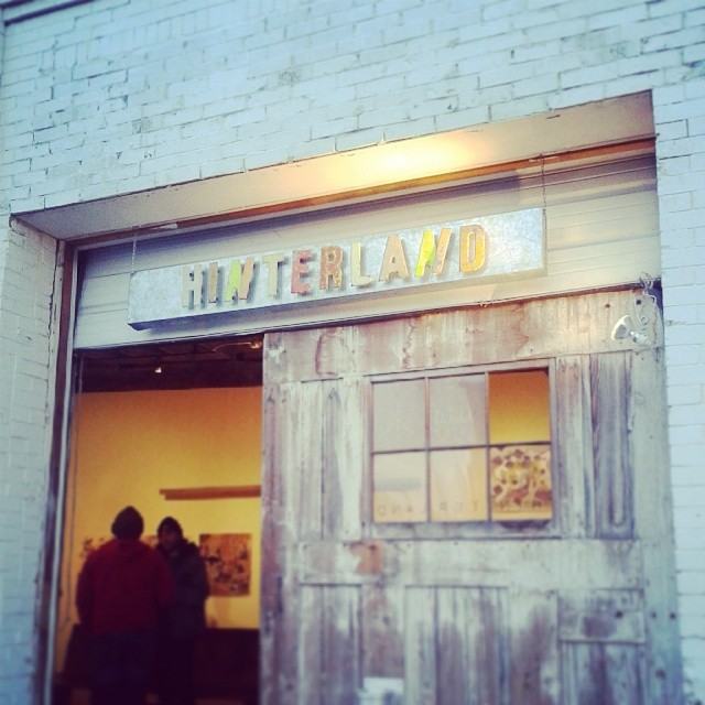 Hinterland #Denver #rino #art